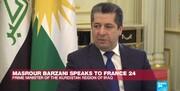 بارزانی: به حضور نظامیان آمریکا در عراق نیاز داریم