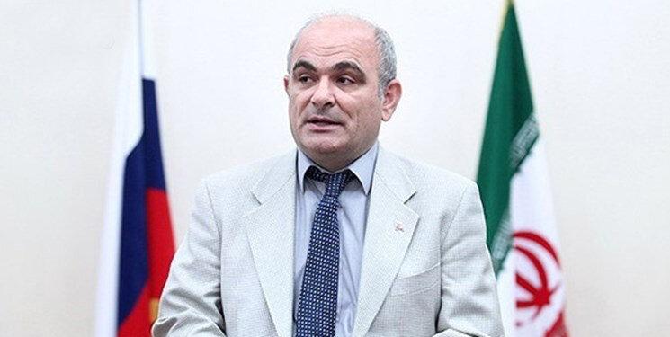 لوان جاگاریان - سفیر روسیه در ایران