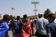 فیلم | حملات خرابکارانه به سیستم فروش بلیط دربی تهران
