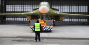 آزمایش بمبافکن هستهای راهبردی Tu-۱۶۰ روسیه