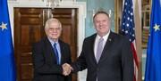 ادعاهای پمپئو علیه ایران پس از دیدار با جوزپ بورل