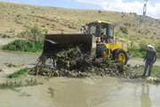 آزادسازی ۱۳۰ هکتار از اراضی بستر رودخانههای کردستان