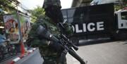 فیلم   سرباز تایلندی مردم را به رگبار بست   ۲۰ نفر کشته شدند