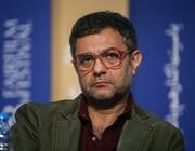 عکس   بوسه عاشقانه آقای بازیگر در جشنواره فیلم فجر