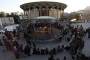 تئاترهای خیابانی فجر در پهنه فرهنگی پایتخت