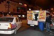 تصویر | گشتهای ساماندهی ونکافههای تهران