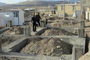 ساخت مناطق زلزلهزده با بهبود شرایط جوی سرعت میگیرد