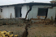 پایدارسازی خانهها در برابر جابهجایی روستا