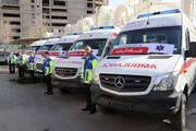 ۱۱ دستگاه آمبولانس به ناوگان اورژانس فارس پیوست