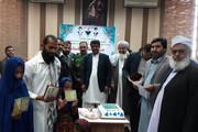 برپایی جشن هویتی ۹۰ خانوار در خاش