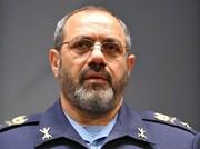 فرمانده نیروی هوایی ارتش: شب شهادت سپهبد سلیمانی تا لحظه جنگ پیش رفتیم