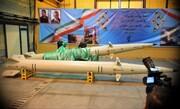 رونمایی موشک رعد۵۰۰ و نسل جدید پیشرانهای موشکی و ماهوارهبر سپاه