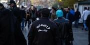 جزئیات برخورد با بساطگستری و سدمعبر در مسیر راهپیمایی ۲۲ بهمن