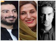 تئاتر شهر میزبان محمدزاده، شکیبا و معتمدآریا میشود