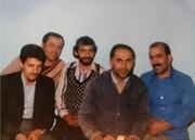 مبارزه  شهید ناطق نوری در باغ فیض | معلم قرآنی که درس انقلاب می داد
