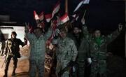 فیلم | ارتش سوریه آرزوی سردار سلیمانی را برآورده کرد