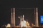 فیلم | «مدارنورد خورشید» به فضا پرتاب شد