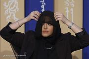 تصاویر | درگیری بازیگران زن ایران با روسری در ۲۵ قاب
