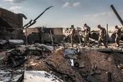 ویدئو | انتشار تصاویر جدید از حمله موشکی سپاه به پایگاه عینالاسد در رسانههای آمریکایی