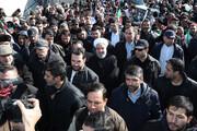 روحانی: حضور مردم در راهپیمایی ۲۲بهمن بهترین پاسخ به ستمگران است
