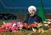 روحانی: انقلاب ما یک انتخاب بود |تضعیف جمهوریت تقویت اسلامیت نیست