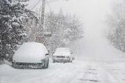 عکس | بارش حیرتانگیز برف ؛ از خلخال تا تبریز | گیلان در برف مدفون شد