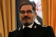 پیام تسلیت دریابان شمخانی به مناسبت درگذشت سردار حجازی
