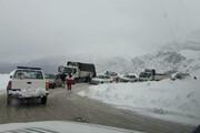 اعمال محدودیت ترافیکی در جاده کرج-چالوس
