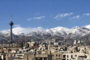 ۲۳ بهمن؛ هوای پایتخت سالم است
