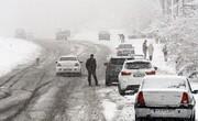 ممنوعیت تردد در ۲۱ جاده کشور | گیلان و زنجان فقط با زنجیر چرخ