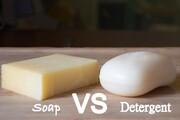 نکته بهداشتی | مقایسه صابون و مواد شوینده