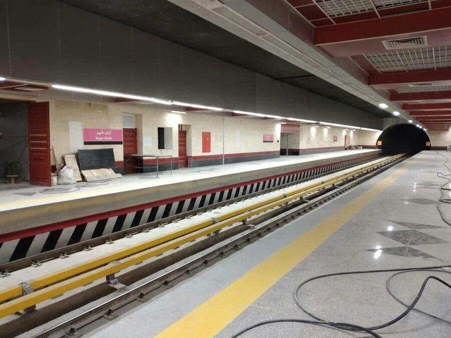 مترو کیانشهر