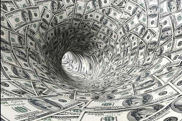 ارز دلار بدهي