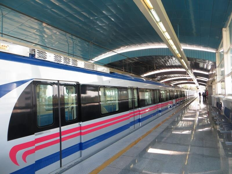 قطار شهری تبریز