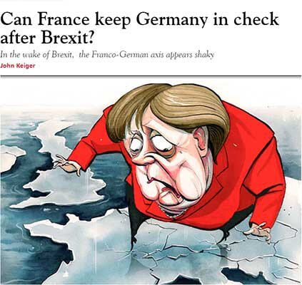 آلمان برگزيت