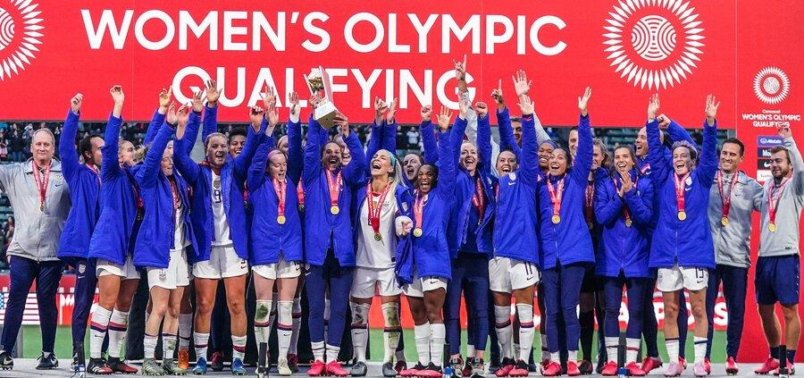 فوتبال زنان آمریکا