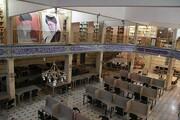 یادگاری شهید حسن باقری با ۵۰ هزار جلد کتاب