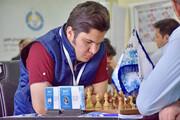 مصدقپور قهرمان شطرنج بینالمللی جام فجر شد