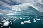 دمای هوا در قطب جنوب به بالای ۲۰ درجه رسید