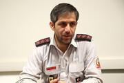 آخرین آمار حوادث آتشسوزی چهارشنبهسوری تهران تا ساعت ٢٢