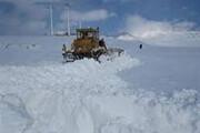کولاک، راه ۴۸ روستای کردستان را مسدود کرد