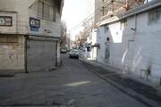 ساخت و ساز ممنوع، در خیابان گلشناس