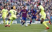 برد بارسلونا پیش از نبرد سرنوشت ساز | آرزوی سلامتی برای دمبله