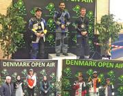رقابتهای آزاد تیراندازی دانمارک؛ کسب ۴ مدال توسط نمایندگان ایران