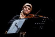 تصاویر | لبخندهای زوج اتریشی در چهارمین شب جشنواره موسیقی