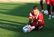 عکس | استوری تهدیدآمیز رادوشویچ برای باشگاه پرسپولیس