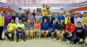 مسابقات نجات غریق قهرمانی پیشکسوتان کشور با معرفی تیمها و نفرات برتر پایان یافت