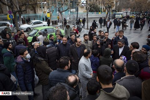 کاندیداهای شورای ائتلاف اصولگرایان در بازار تهران