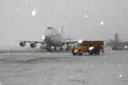 باند فرودگاه ارومیه باز و عملیاتی است