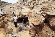 کشف ۶ تن سنگ معدن در اسفراین